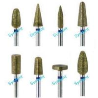 China Sintered diamond burs - Medium on sale