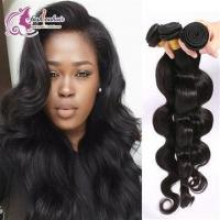 Buy cheap 300g 3pcs/Lot Malaysian Body Wave Human Hair from wholesalers
