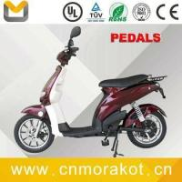 China 200W 48V 30km/h Pedal assist Electric Scooters / Adult Electric Bike Australia--LS4 on sale