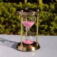 10 Minute Sand Timer Brass Sand Clock 30 minute Manufactures