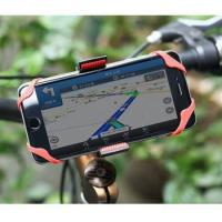 Buy cheap Best price of adjustable bicycle handle bar phone holder with high quality from wholesalers