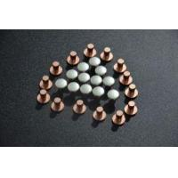 High Electrical Resistivity Bimetal Contact Rivets For Aviation Appliances Manufactures