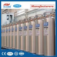 Cryogenic Cylinder For Liquid Industrial Gas Manufactures