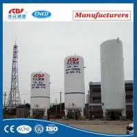 Hot Sale Low Price Vertical Cryogenic Liquid Nitrogen Storage Tank Manufactures