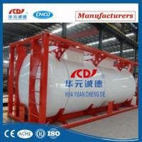 ISO 20Ft Tank Container Manufactures