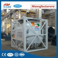AMSE Standard T50 20ft LPG ISO Tank Container Manufactures