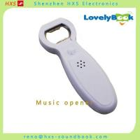 China Sound Module For Books Hot-On-Sale Beer Bottle Opener Easy Operation on sale