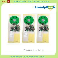 China Sound module for greeting card Product model:HXS-0018 on sale