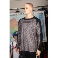 China long sleeve sublimated soccer uniforms on sale