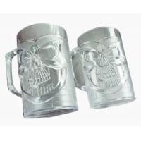 Plastic Injection Mold Halloween Skull Cup Manufactures