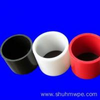 China UHMWPE wearproof pipe wholesale