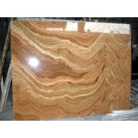 Imperial Wood Marble Slabs, 1.8cm Thick Polished Manufactures