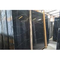 Polished Nero Marquina Marble Slabs Manufactures