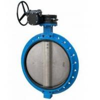China Single Flanged Butterfly Valve on sale