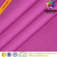 Buy cheap shirting fabric 100% cotton poplin waterproof fabric for jacket from wholesalers