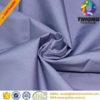 shirting fabric 2016 hot sale 100% cotton poplin waterproof fabric for jacket Manufactures