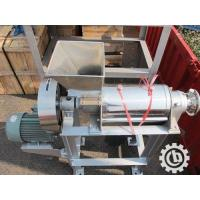 fruit processing Fruit Crusher and Juice Extractor Manufactures