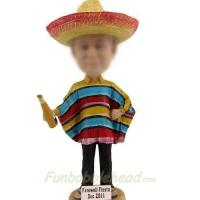 China personalised bobbleheads of Vacation wholesale
