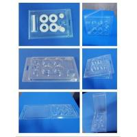 Blister Packaging Clear PVC clamshell plastic blister box Item Number:XM-EPB321 for sale