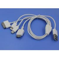 Buy cheap Charge cable 4-in-1 charge note 3 port from wholesalers