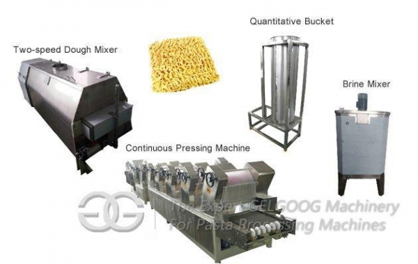 China 160000 Bags/8h Auto Instant Noodle Making Machines for Sale, Gelgoog Instant Noodle Processing Line