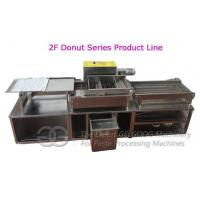 Buy cheap Big Capacity Automatic Yeast Donut Making Production Line For Sale from wholesalers