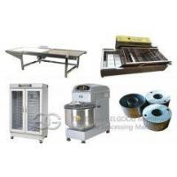 GGQ8F Table Type 1600pcs/h Donut Making Production Line Supplier in China