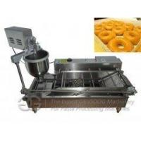 Buy cheap GGTL-100 Automatic Donut Making Machine for Sale from wholesalers