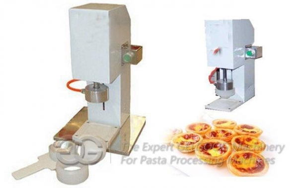 Quality Gelgoog Small Model Egg Tart Forming Machine in Promotion for sale