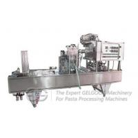 Automatic Cup Noodle Packing Machine, Cup Noodle Filling And Sealing Machine Manufactures