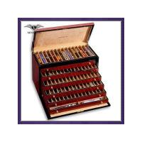 China 7 layer wooden pen box on sale