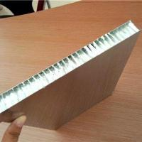 Quality 20mm Thickness Mill Finish Aluminium Honeycomb Panels for sale
