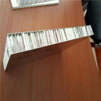 Buy cheap Aluminium Alloy Made Fireproof Honeycomb Partition Wall Panels from wholesalers
