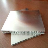 Quality Aluminium Honeycomb Panels for External Wall Cladding for sale