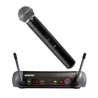 China Wireless Microphones SHURE PGX24/Beta58 Wireless Microphones on sale