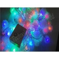 Fur Ball Snowball Solar Fairy LED String Lights Lamp Outdoor Manufactures