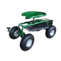 China Rolling Garden Seat Cart on sale