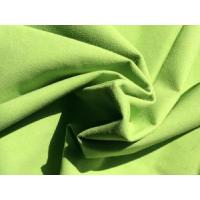 Suede Faux Leather Fabrics For Hotel Decorative Glove Manufactures