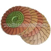 Hand Use for Concrete Polishing Pads Manufactures