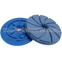 201377152111Floor Renovation Polishing Pads With Snail Lock Manufactures