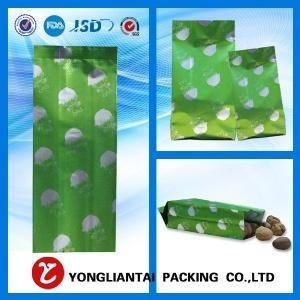 China Side gusset bags wholesale,side gusseted foil bags- gusset bag
