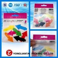 Polybag with header card packaging,polybag with header wholesale- header bag-1212 Manufactures