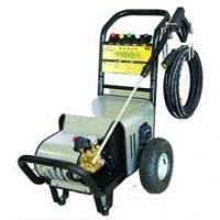 Portable water jet washer