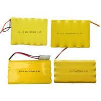 China Nickel-cadmium rechargeable batteries on sale