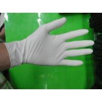 Disposable hygienic products 50pcs Medical Exam Latex Powder Free Gloves Manufactures