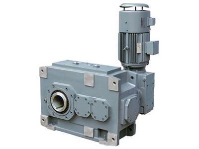 China NMRV worm gearbox H series parallel shaft helical gear units