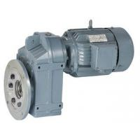 Quality F series parallel shaft gear reducer for sale
