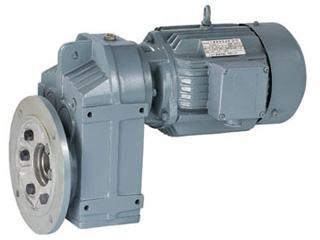 China F series parallel shaft gear reducer