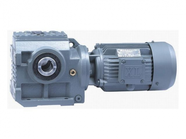 China S series helical-worm gear reducer