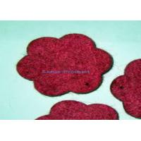 Needle Nonwoven Fabric wool felt Manufactures